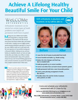 Media Appearances: ISSUU - Achieving A Lifelong, Healthy Beautiful Smile For Your Child